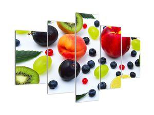 Tablou - fructe cu picături de apă (V020306V150105)