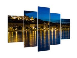 Éjszakai város képe (V020330V150105)