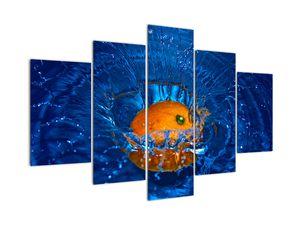 Tablou - portacala în apă (V020369V150105)
