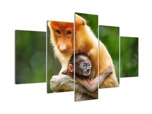 Tablou cu maimuțe (V020416V150105)