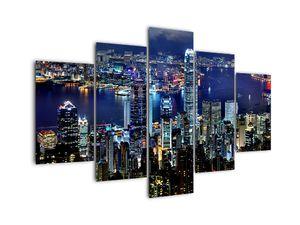 Éjszakai város képe (V020525V150105)