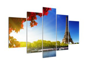 Tablou - toamna la Paris (V020534V150105)