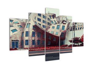 Obraz - architektonická stavba (V020542V150105)