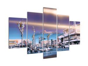 Tablou cu strada în Las Vegas (V020567V150105)