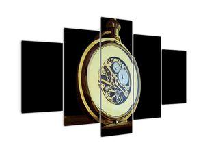 Obraz zlatých kapesních hodinek (V020569V150105)