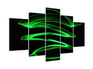 Tablou - valuri neon (V020579V150105)