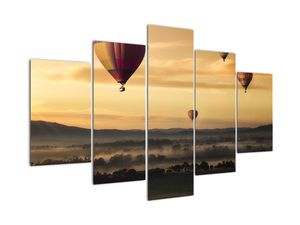 Bild - fliegende Ballons (V020596V150105)