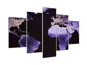 Tablou Pământului din Cosmos (V020649V150105)