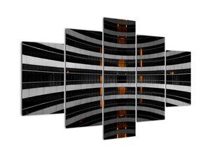 Tablou abstract - clădire (V020670V150105)