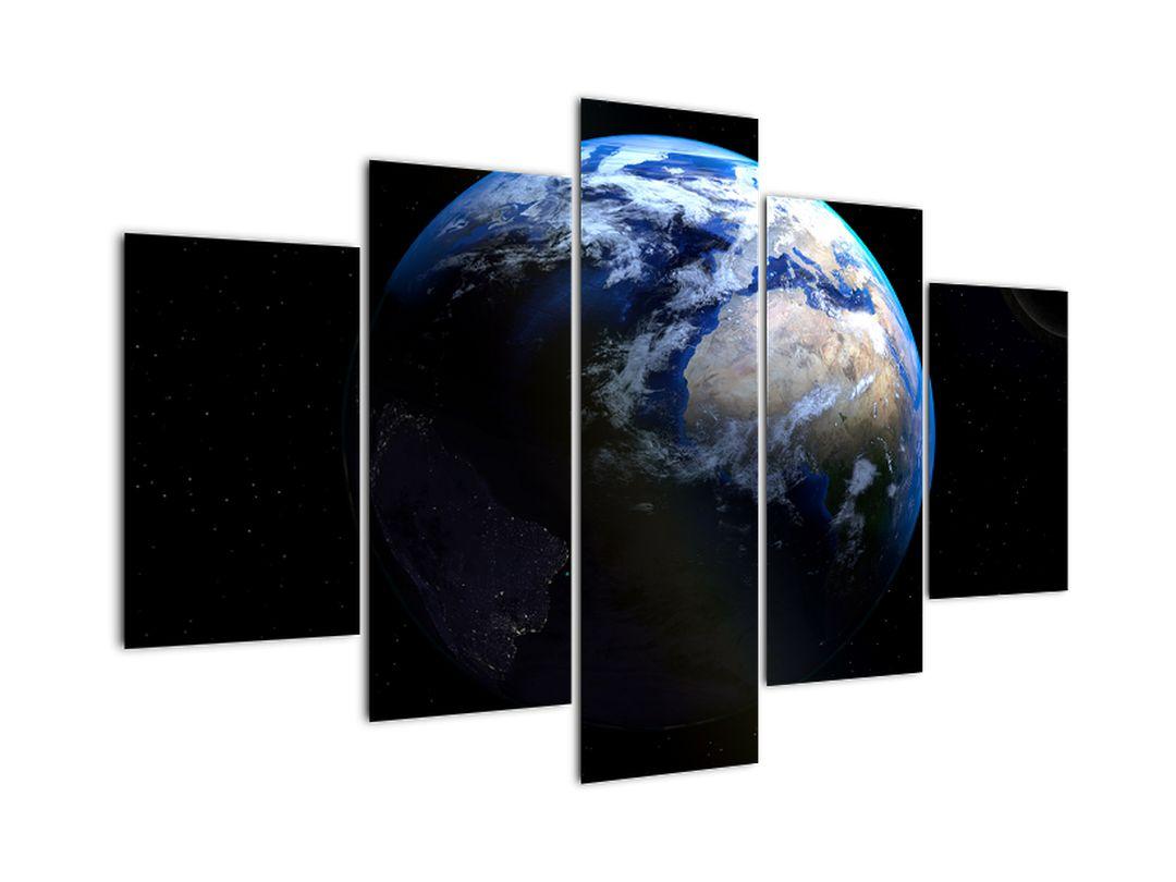 Föld és a Hold képe (V020671V150105)