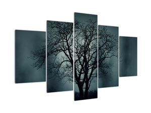 Obraz stromu v zatmění (V020675V150105)
