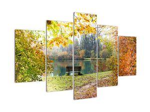 Obraz rybníka (V020698V150105)