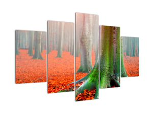Obraz stromů (V020708V150105)