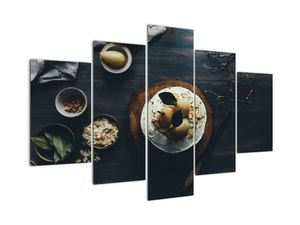 Obraz dezertu na stole (V020808V150105)