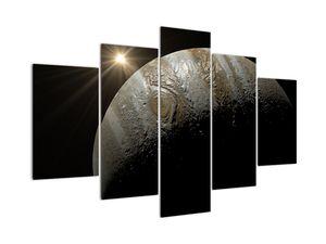 Obraz planety ve vesmíru (V020810V150105)