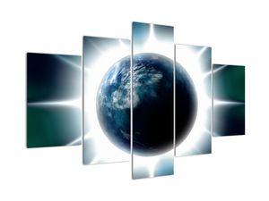 Obraz ozářené planety (V020816V150105)