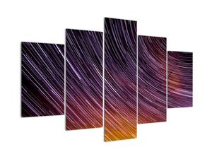 Obraz rozmazaných hvězd na obloze (V020822V150105)