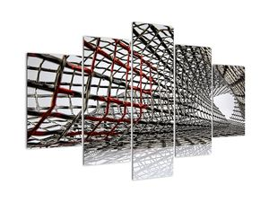 Obraz železné konštrukcie (V020824V150105)