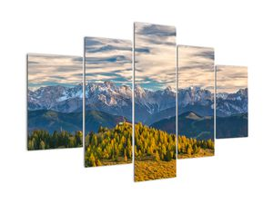 Obraz - horské panorama (V020845V150105)