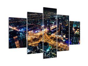 Obraz nočního města (V020848V150105)