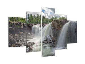 Obraz vodopádů (V020852V150105)