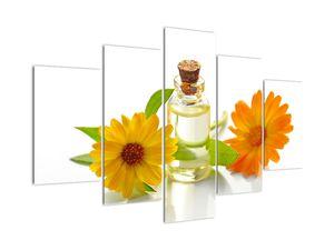 Virágos olaj képe (V020872V150105)