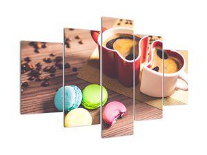 Tablou cu cafea și macarooni (V020876V150105)