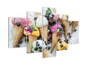 Obraz se zmrzlinami (V020928V150105)