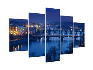 Obraz pražských mostů (V020932V150105)