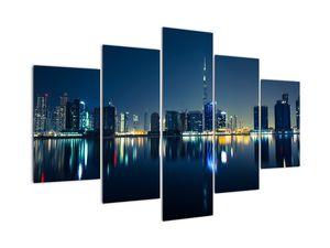 Obraz nočního města (V020958V150105)