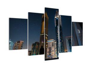 Obraz nočního města (V021011V150105)