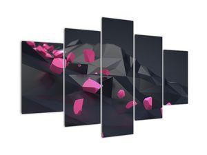 Obraz 3D abstrakcie (V021021V150105)