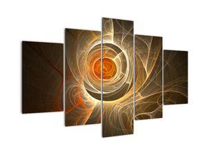 Obraz abstrakcie (V021113V150105)