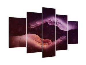 Obraz rukou (V021173V150105)