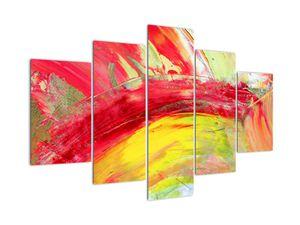 Tablou cu abstracție - pictura (V021288V150105)