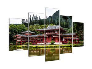 Obraz - Budhistický kláštor (V021325V150105)
