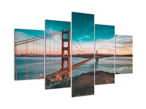 Slika - Golden Gate, San Francisco (V021332V150105)