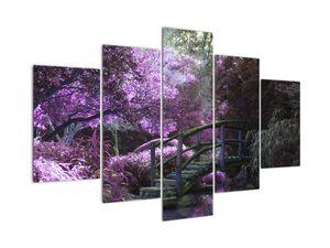 Obraz - Mystická zahrada (V021630V150105)