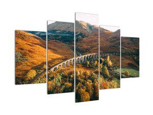 Slika mosta u škotskoj dolini (V021716V150105)