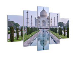 Slika - Taj Mahal ob sončnem vzhodu (V021720V150105)