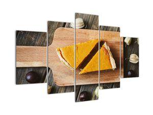 Tablou -Prăjitură cu dovleac (V021733V150105)