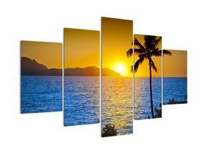 Tablou - Apus de soare deasupra mării (V021905V150105)