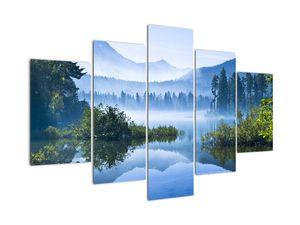 Obraz horského jezera (V021910V150105)