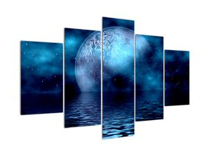 Tablou Luna deasupra mării (V021932V150105)