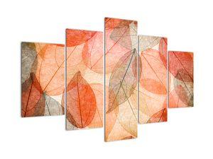 Tablou cu frunzele de toamnă pictate (V021944V150105)