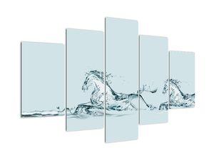 Tablou - Cai din picături de apă (V021946V150105)