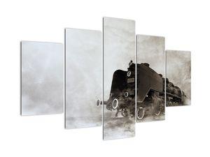 Kép - Vonat a ködben (V021961V150105)