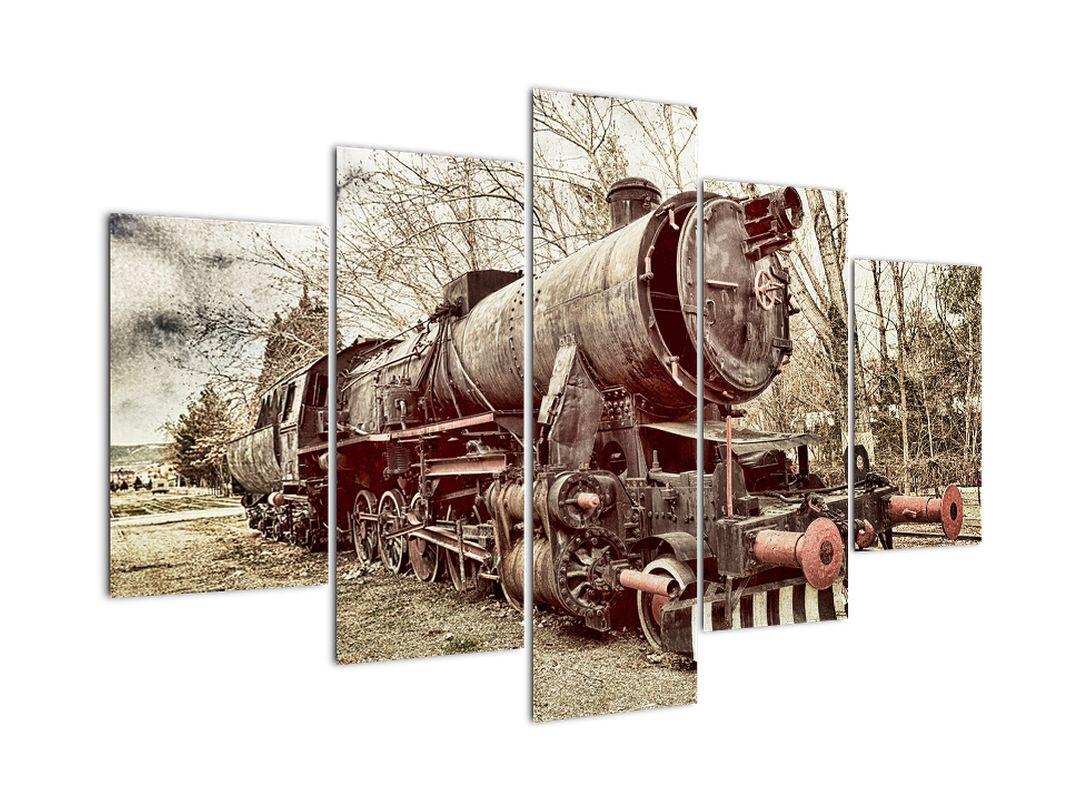 Povijesna slika lokomotive (V021965V150105)