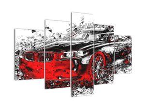 Kép - Festett autó akció közben (V021979V150105)