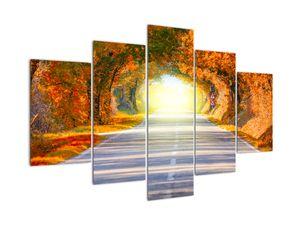 Obraz - Brána z korun stromů (V022002V150105)